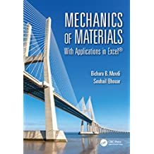 Mechanics of Materials: With Applications in Excel (English Edition)