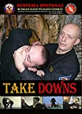 RUSSIAN SYSTEMA SPETSNAZ TRAINING DVD #8 - TAKEDOWNS - 俄罗斯武术手对抗街头自卫指导 DVD