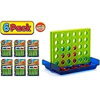 JARU 出品 Checker 滴(6 件裝)便攜棋盤游戲——商品編號 3253-6