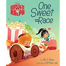 Wreck-It Ralph:  One Sweet Race (Disney Storybook (eBook)) (English Edition)