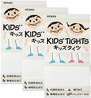 (厚木) ATSUGI 儿童连裤袜 【日本制】 KID'S TIGHTS(儿童连裤袜) 50D 连裤袜〈3双装〉 白色 日本 110~130cm-(日本サイズ120