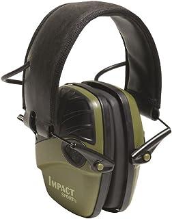Howard Leight 霍华德莱特 运动扩音电动耳罩 霍尼韦尔公司生产 经典绿色 (R-01526)