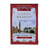 IMPRA 英伯伦 英式早茶 大叶红茶 500g(斯里兰卡进口)