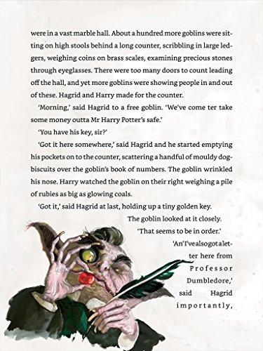 用铲的人缩略图像 - Harry Potter and the Philosopher's Stone: Illustrated [Kindle in Motion] (Illustrated Harry Potter Book 1) (English Edition) 对应 6