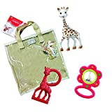 Vulli Sophie la Giraffe Cotton Gift Bag