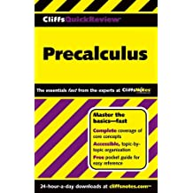 CliffsQuickReview Precalculus (English Edition)