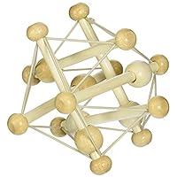 Manhattan Toy 曼哈顿玩具 手抓串珠摇铃 乳牙训练益智玩具(亚马逊进口直采,美国品牌)