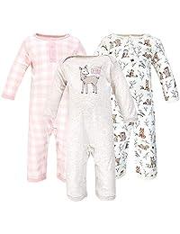 Hudson Baby 婴儿连体衣 3 件装,魔法森林