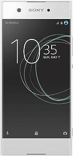Sony 索尼 Xperia XA1 Factory Unlocked,32GB,23MP,5英寸显示屏,GSM,国际版,无保修 -SNE-G3116-32GB-BLK  白色