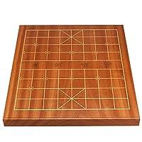 御圣-中国象棋盘套装-37mm草花梨独木单面象棋盘套装