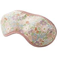 可爱 花纹 脸部 紧身 柔软 立体 安眠 眼罩 粉色 女性用 GW-1301-030