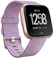 Fitbit Versa 健身智能手表 Lavendel One Size