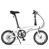 DAHON大行 16寸8速铝合金小公路折叠车自行车 SRA682