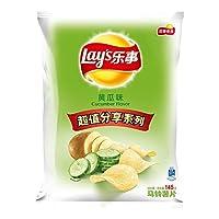 Lay's 乐事 黄瓜味薯片145g
