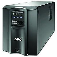 APC Smart-UPS 带连接遥控器SMT1000C 落地式 1000VA