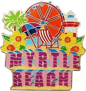 美国城市和磁铁州 Myrtle Beach