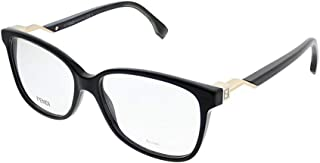 Eyeglasses Fendi Ff 232 0807 Black