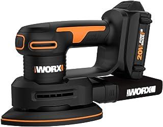 Worx WX822L 20V Power Share 无绳细磨砂机