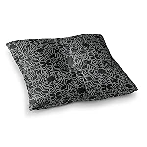 "KESS InHouse Miranda Mol ""Optical Fest""方形枕垫 多种颜色 26"" x 26"" MM4036ASF02"