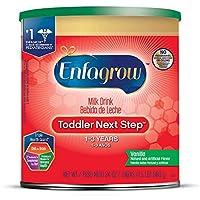 美赞臣Enfagrow幼儿下一步香草味3段奶粉 24 盎司(680g)