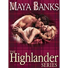 The Highlander Series 3-Book Bundle: In Bed with a Highlander, Seduction of a Highland Lass, Never Love a Highlander (The Highlanders) (English Edition)
