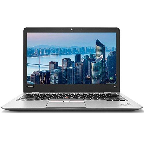 ThinkPad S2-20L1A00DCD(联想)13.3英寸笔记本电脑(intel C3965U 4G 128G SSD固态硬盘 蓝牙 摄像头 Win10 银色)+chirslain清洁套装+Think鼠标