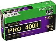 Fujifilm Fujicolor Pro 400H 彩色負膜 ISO 400,120mm,5 卷專業套裝(制造商已停產)