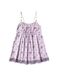 SOULEIADO 托莉亚无胸罩吊带衫 紫色 L
