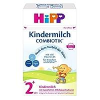 HiPP 喜宝 幼儿奶粉Combiotik 2岁以上宝宝适用 (4盒装, 4 x 600 克)
