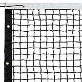 106.68 cm 网球和绞线线带手提袋 - 全尺寸替换网适用于室内和室外网球场 由 Crown Sporting Goods 提供