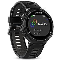 Garmin Forerunner 735XT GPS Running Watch Black/Grey