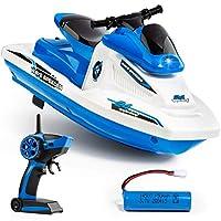 Force1 遥控 WaveRunner 泳池和湖泊摩托艇 蓝色