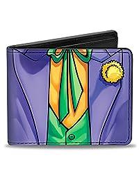 buckle-down 钱包 JOKER 西装胸膛紫色/绿色/橙色配件