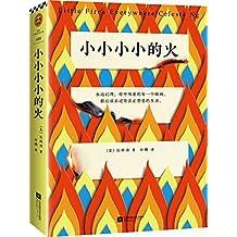 小小小小的火(《无声告白》作者重磅新作,2017美国年度小说桂冠!