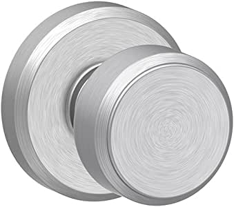 Schlage F170-BWE-GSN Bowery Single Dummy Door Knob Set from the F-Series with De,