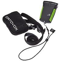 ORTOVOX 定位设备 S1+ LVS 设备 黑色 乌鸦 12 x 8 x 3 厘米