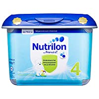 荷兰 牛栏 Nutrilon 幼儿配方奶粉4段安心罐 1周岁及以上 800g