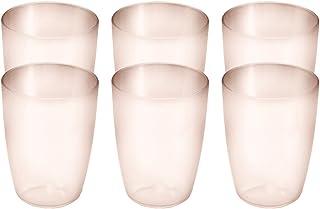 Coza Design 20202/3467 耐用塑料杯,均码,粉色