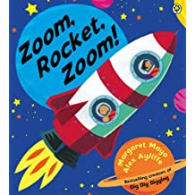 Zoom, Rocket, Zoom! (Awesome Engines Book 16) (English Edition)