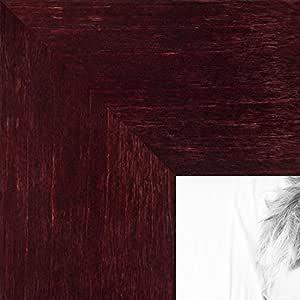 """硬质枫木上的画框清晰饰面 .3.18 cm 宽 樱桃色 12 x 17"""" 2WOM0066-71206-YCHY-12x17"""