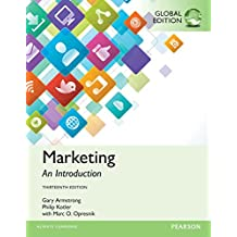 Marketing: An Introduction, Global Edition (English Edition)