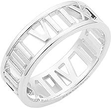 TIFFANY 蒂芙尼 純銀 Atlas 寬型戒指