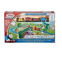 Thomas&Friends 托马斯和朋友 电动系列之百灵顿码头多玩法轨道套装DHC80
