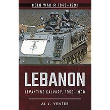 Lebanon (Cold War) (English Edition)