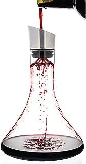 Luxbe - 带气瓶倾倒盖的*瓶器 - 2 合 1 透明 V1.2 unknown