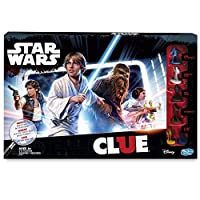 Clue Star Wars Cluedo Board Game