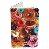 甜圈秘密拼贴礼品卡夹和钱包