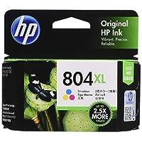 HP 804XL 墨盒 彩色/加量型/T6N11AA