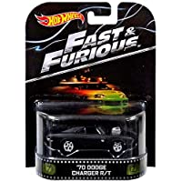 Hot Wheels '70 Dodge Charger R/T Fast & Furious 2014 復古系列壓鑄汽車