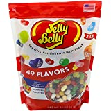 Jelly Belly Jelly Beans, 49 Flavors, 2-lb Stand-Up Pouch